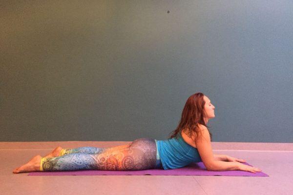 Yin Yoga Workshop mit Elke