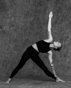 Jivamukti Yoga Workshop mit Angela