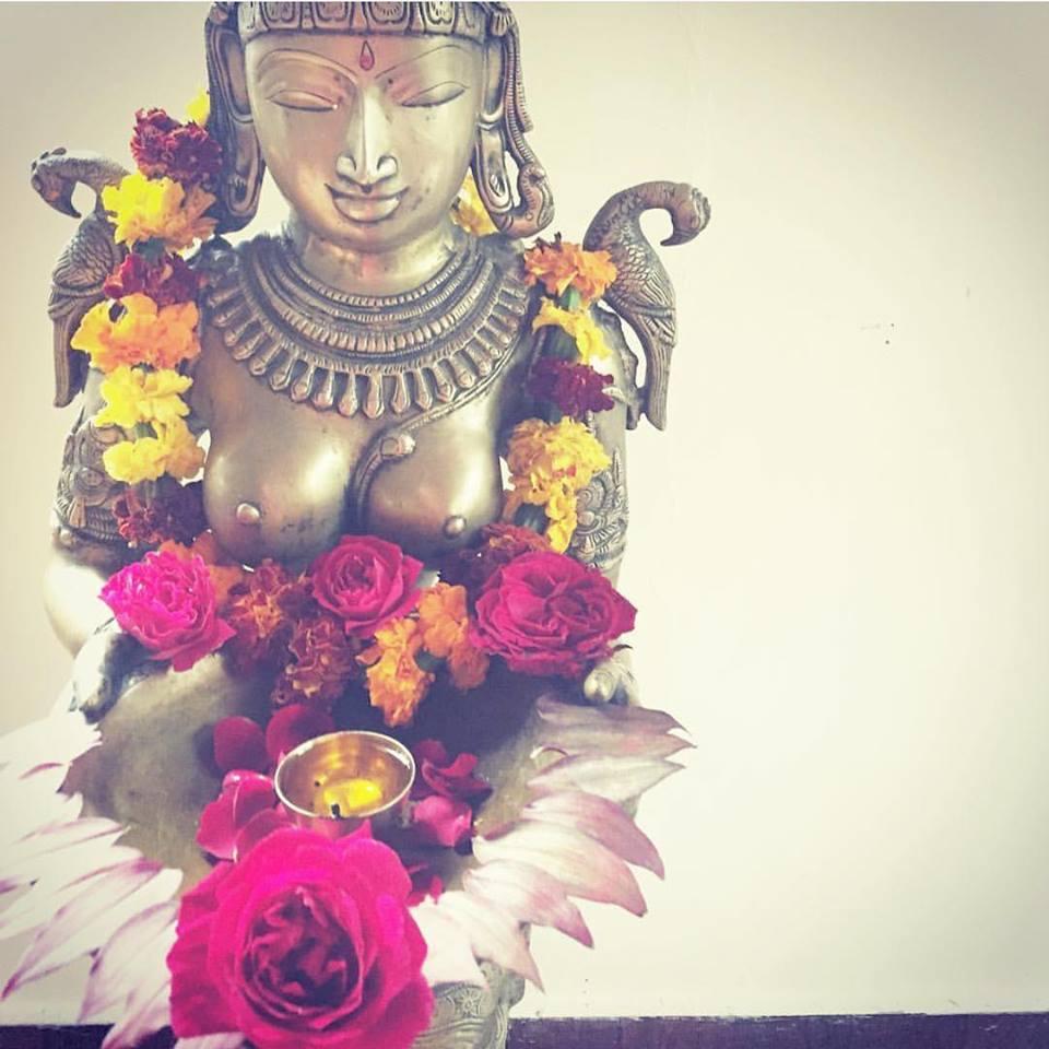 Kali Shakti Workshop mit Alexia und Nives