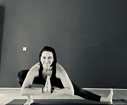 More Ashtanga Yoga Basics - Ein Workshop mit Saskia